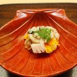 木山 - 蛤蒸し寿司