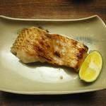 木山 - ノドグロ塩焼き
