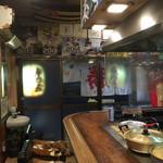 勝 - 阪神愛な店内風景