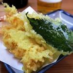 野口製麺所 - 天ぷら