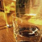 スタンド エス - 蒸留酒で体内を消毒(笑。