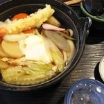 Kikyou - 鍋焼きうどん