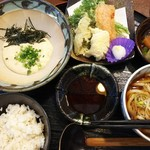 Kikyou - 自然薯とろろ定食