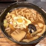 三国一 - ほうとう風鍋うどん(1,000円)