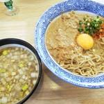 中華そば専門 とんちぼ - 料理写真:限定「かま玉つけそば」
