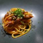 リストリア ラディーチェ - 料理写真:蛍烏賊のアラビアータ