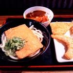 本場さぬきうどん 親父の製麺所 - 朝からこれだけ食えりゃあ満足!