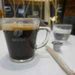 ネスカフェ - ホットコーヒー