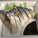 立呑み処 与太呂 - しめ鯖