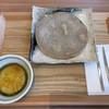 ソバ カフェ 渓水 - 料理写真:そば粉焼き(500円)