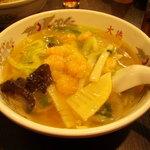 中国料理 大徳 - 海老の汁そば