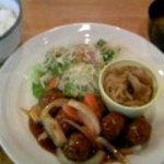 カフェ・イースト - 日替わりランチ 600円