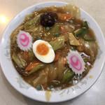 101801261 - 中華丼 ¥880