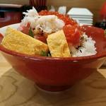 海鮮丼 福貫