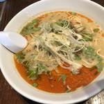 ラーメン屋 たんたん亭 - 料理写真:担々麺 850円