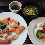 レストラン南風 - 料理写真:種類が豊富