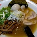 モンキーらーめん  - 特製 正油(900円)