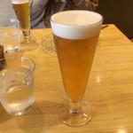 Miele - 妹と飲むビールは格別です('ω')