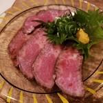101804326 - 牛肉のたたき