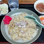 丸福 - チャーハン 620円