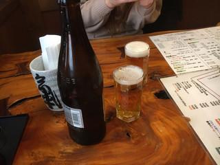 海鮮問屋仲見世 - ビールだけは飲みまくり