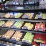 吉田菓子舗 - 生菓子の数々