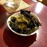 おうちあそび - *広島菜漬(¥380)