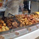 らぽっぽファーム - おさつ木の実パイがいっぱい♪