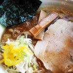 麺屋 たけ井 本店 - ラーメン小 700円