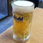 満幸商店 - 生ビール中