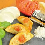 餃子屋本舗 - モッツァレラと熟成パルメザンの濃厚チーズ揚餃子