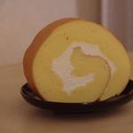 たまご色のケーキ屋さん - ロールケーキ