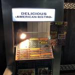 DELICIOUS-AMERICAN BISTRO- -