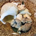 徳多和良 - 白ばい貝煮付