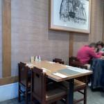 山本屋総本家 - テーブル席٩(ˊᗜ、ˋ*)و