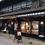 カフェ&ゲストハウス もやいや - お店入口