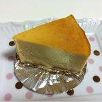 おかしのお店 コグマ - ベイクドチーズケーキ 330円