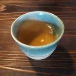 平尾台蕎麦処 えん - 蕎麦茶