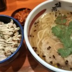 塩元帥 - 料理写真:お昼のCセット