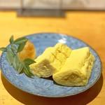 あじとよ屋 - 出汁巻き玉子(アゴ出汁)(680円)
