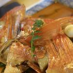 和食処 こじま - 料理写真:キンメ