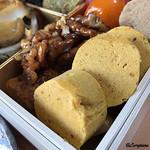 エヴィエ - 干し柿バター、胡桃のキャラメリゼ