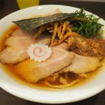 101826339 - 醤油ちゃーしゅー麺 1110円