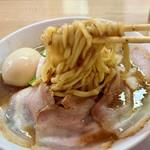 ぶたのほし - 太麺