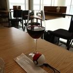 グリーン グリル - グラス ワイン300円(ランチセットメニュー)
