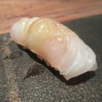 田久鮓 - 真鯛