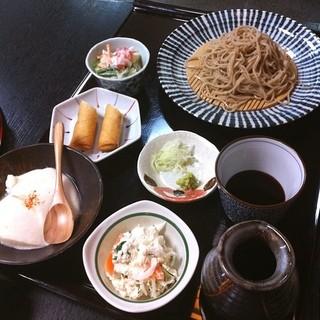 蕎澤 - 豆ふづくし