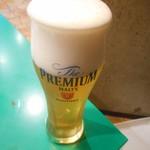 シモン - ザ・プレミアムモルツ・生ビール