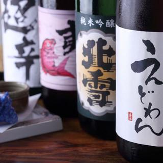 【日本酒30種】銀座で屈指の品揃え!新酒も続々と入荷中!!
