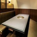 焼肉チャンピオン - テーブル席:5名用